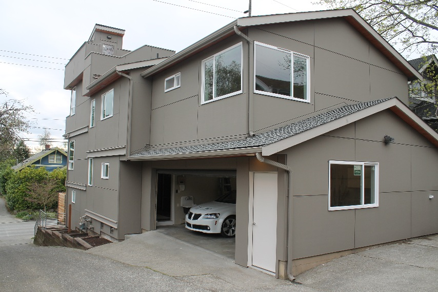 Residential construction seattle new home builders for Residential home builder